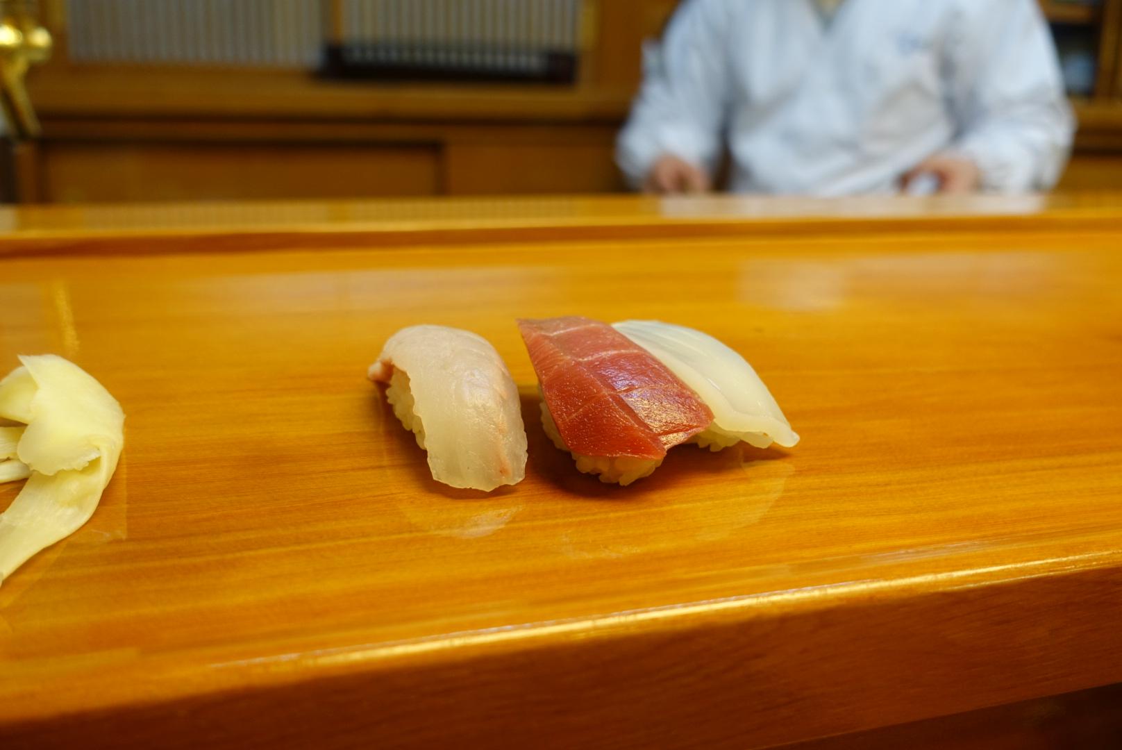 二日市「すし処 瀬田」の寿司