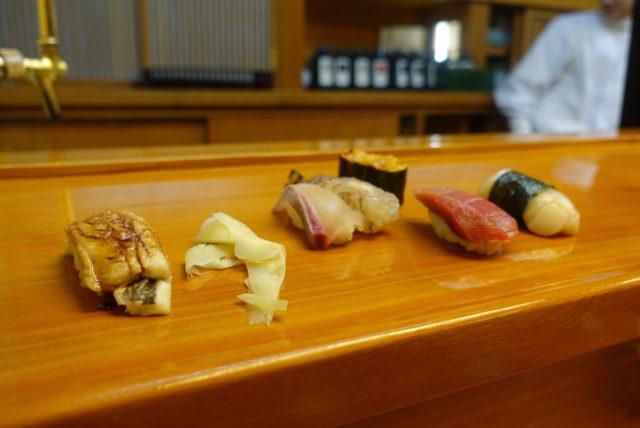 「すし処 瀬田」の寿司