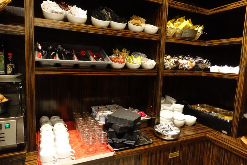 HOTEL Abbazia(ホテル アッバツィア)の朝食