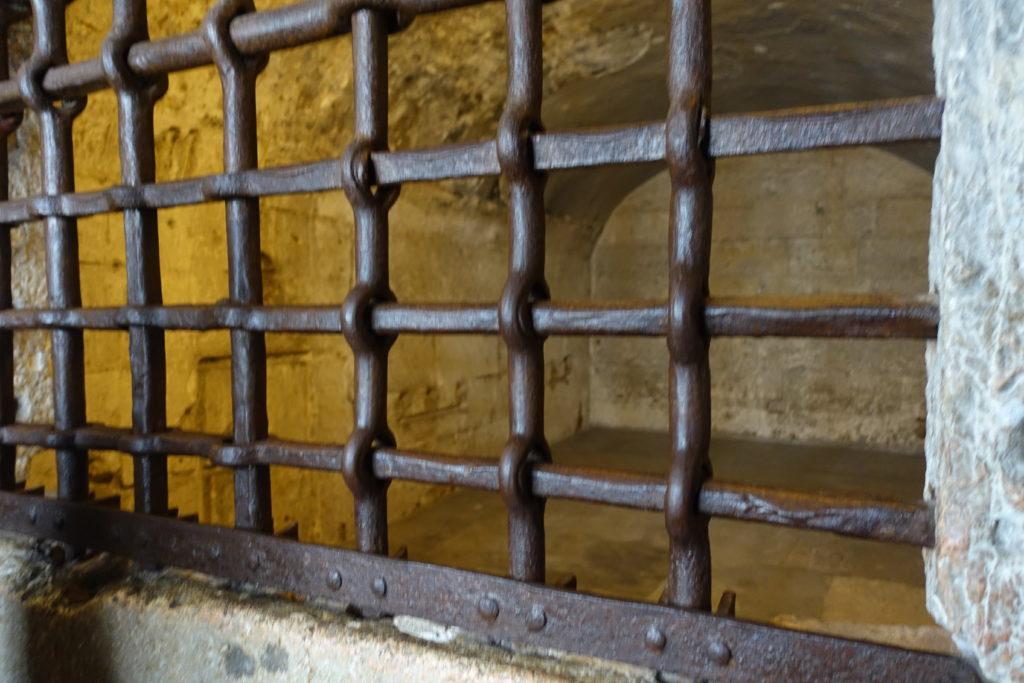 ドゥカーレ宮殿の牢獄