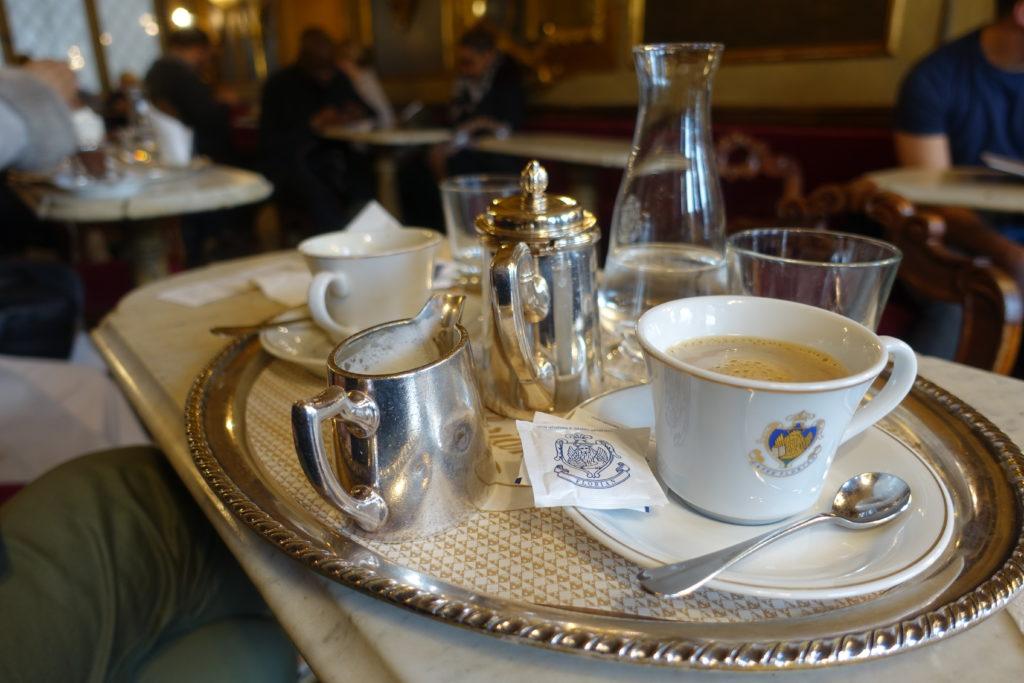 CaffeFlorian(カフェ・フローリアン)のコーヒー