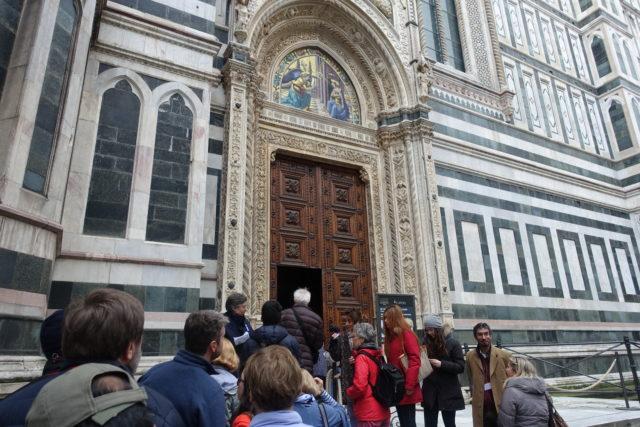 フィレンツェ・ドゥオモの外観