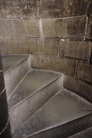 フィレンツェ・ドゥオモの階段