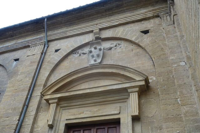 フィレンツェのメディチ家の紋章