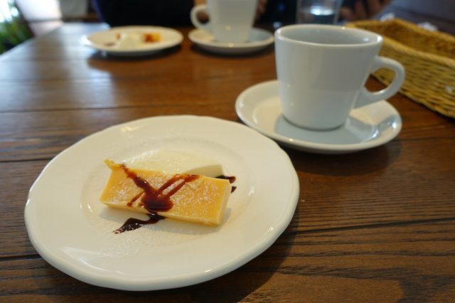 二日市「GOOD LIFE CAFE(グッドライフカフェ)」のカタラーナ