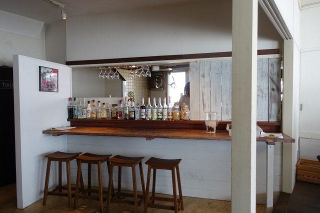 二日市「GOOD LIFE CAFE(グッドライフカフェ)」の内観
