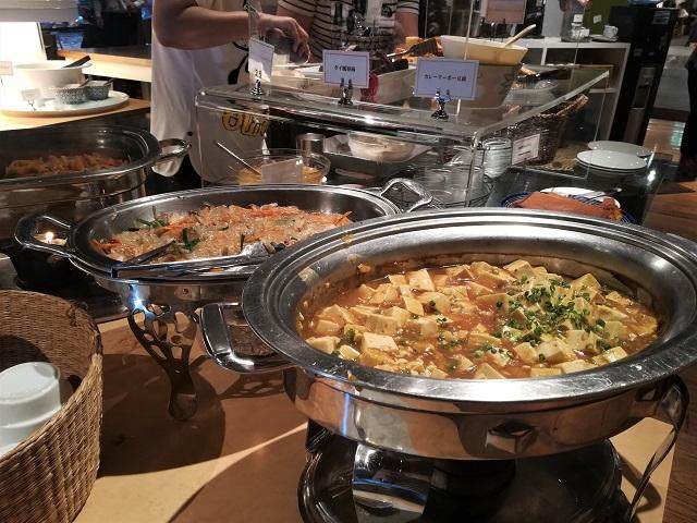福岡「ゆとりの空間」の料理