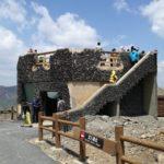 阿蘇の火山見学