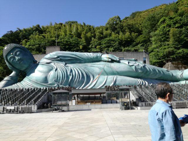 【福岡観光】日本一大きい!南蔵院の涅槃像(ねはんぞう)に会ってきた