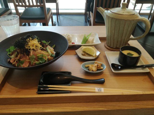 博多駅で和食ランチ!博多マルイ1Fの「だし処 兵四郎」